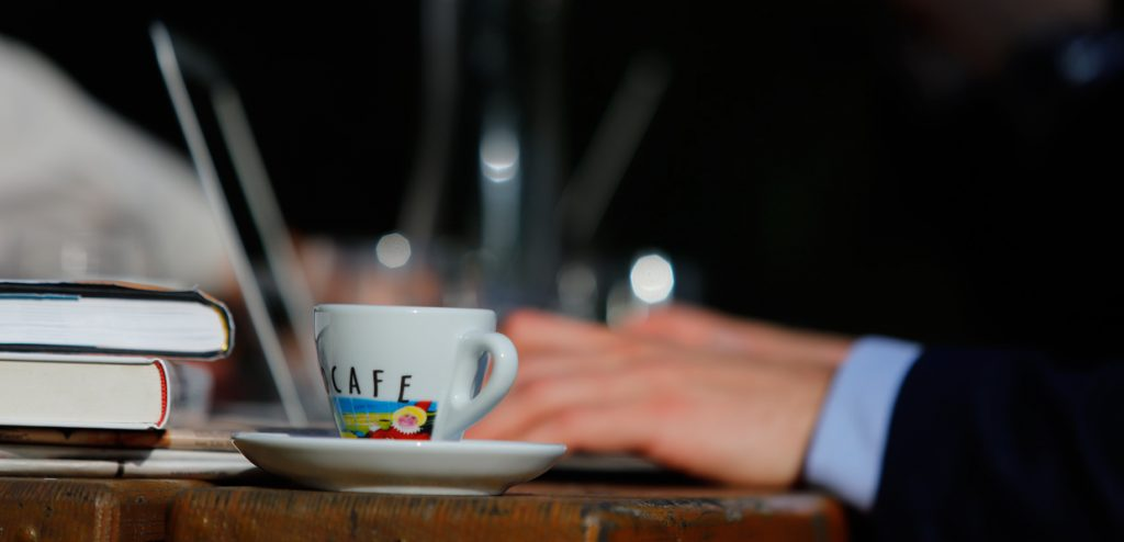 Kaffee-bunt